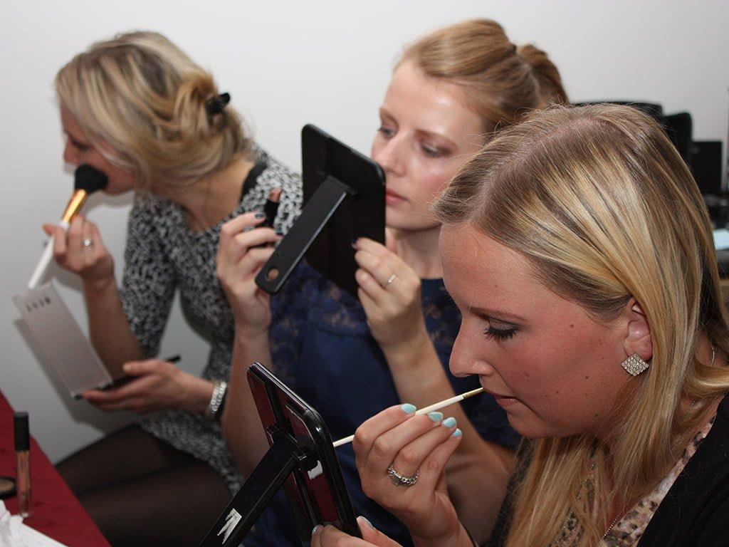 workshop make-up | Salon Nuance